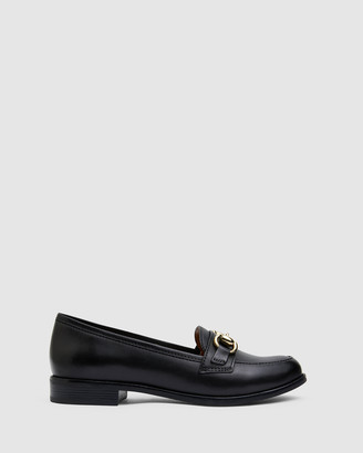 Easy Steps - Women's Black Loafers - Gala - Size One Size, 39 at The Iconic