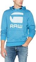 G Star Men's Core Art Hooded Sweater Long Sleeve