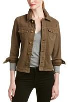 True Religion Nora Linen-blend Jacket.