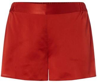 Ginia Silk Bed Shorts