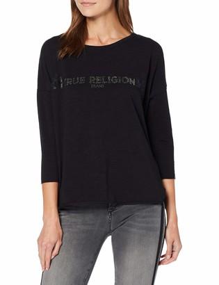 True Religion Women's LS Longsleeve T-Shirt