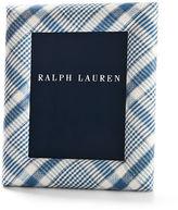 Ralph Lauren Aldridge Linen-Blend Frame