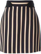 Ungaro striped mini skirt