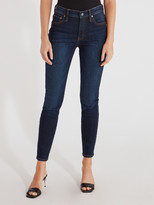 Edwin Pixie Mid Rise Skinny Jeans