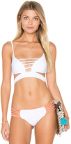 Nookie Sunset Strap Bikini Top