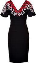 L'Wren Scott Embroidered Dress - STYLEBOP.com Exclusive -