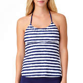 A.N.A Stripe Tankini Swimsuit Top