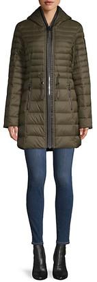 Pajar Hooded Down Puffer Jacket