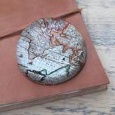 Ella James Vintage World Map Paperweight