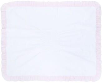 Siola Ruffled Trim Blanket