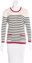 Tory Burch Silk & Cashmere-Blend Sweater
