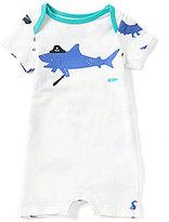 Joules Baby Boys Newborn-12 Months Ned Shark Shortall