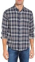 Faherty Men's Belmar Reversible Plaid Sport Shirt