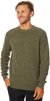 Swell Obsession Mens Crew Green