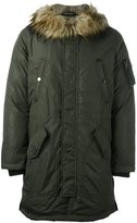 Diesel 'W-Asily' military parka