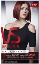 Vidal Sassoon Salonist Permanent Hair Colour 4/45 Dark Intense Red