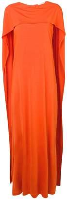 Cavallini Erika cape sleeve dress