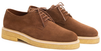 Aquatalia Luke Weatherproof Suede Oxford