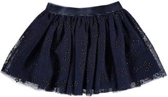Mayoral Tulle Flock Skirt