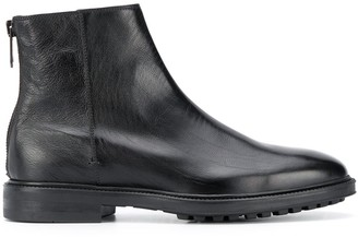 Paul Smith Fleming zipped ankle boots