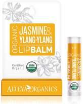 Jasmine Ylang-Ylang Lip Balm by Alteya Organics (0.17oz Lip Balm)
