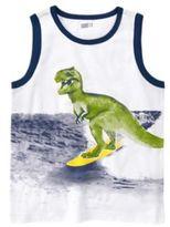 Crazy 8 Dino Surf Tank