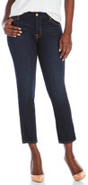 7 For All Mankind Ankle Straight Jeans