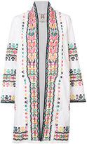 Figue Martina cardi-coat - women - Cotton - S