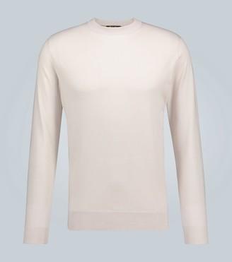 Loro Piana Girocollo Bryce cashmere sweater