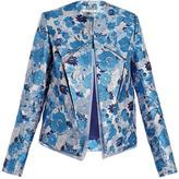 Splice and fold jacket