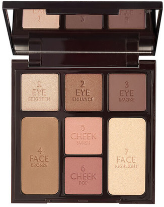 Charlotte Tilbury Instant Look in a Palette in Stoned Rose Beauty