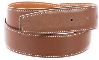 Hermes Reversible H 32mm Belt