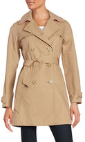 Kate Spade Double Breasted Trench Jacket