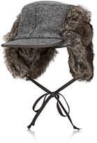 Lola Hats Women's Woodsman Wool Trapper Hat