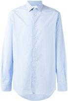 Joseph Parachute Poplin John shirt - men - Cotton - 39