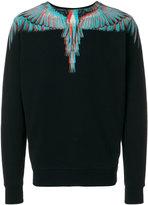 Marcelo Burlon County of Milan Aserel jumper - men - Cotton - XXS