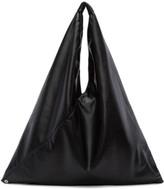 MM6 MAISON MARGIELA Black Faux-leather Tote
