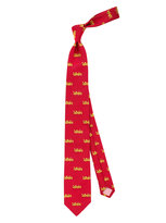 Thomas Pink Lions Wood Woven Tie