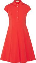 Michael Kors Stretch-cotton poplin shirt dress