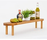 Thumbnail for your product : Wireworks 85cm Big Feast Natural Oak Serving Platter