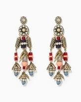 Charming charlie Celebration Chandelier Earrings