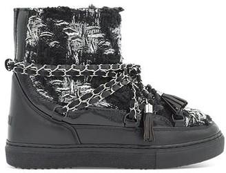 INUIKII English Tartan Sneaker