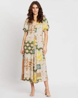 Y.A.S Sari Maxi Dress