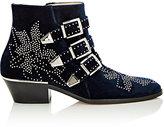 Chloé Women's Susanna Ankle Boots-NAVY