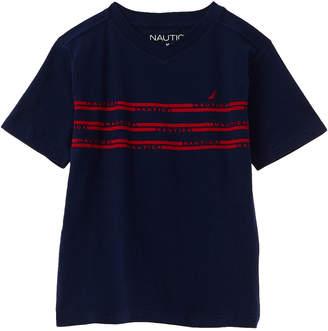 Nautica Gavin Stripe T-Shirt