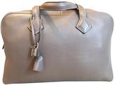 Hermes Victoria handbag in leather