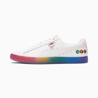 Puma Clyde Pride NYC Sneakers
