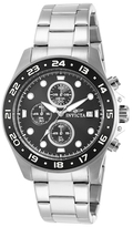 Invicta Pro Diver Round Chronograph Watch, 45mm