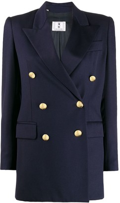 A.N.G.E.L.O. Vintage Cult 1990s Oliver's peaked lapels double breasted jacket