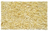 The Well Appointed House Child's Shaggy Raggy Rug in Yellow-Available in Three Different Sizes